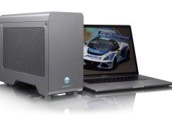 AMD 限定! Mac 正式支援 eGPU 外置顯卡
