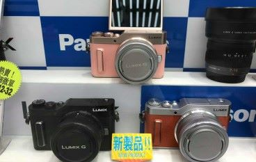 女友10號 Lumix DMC-GF10 登場