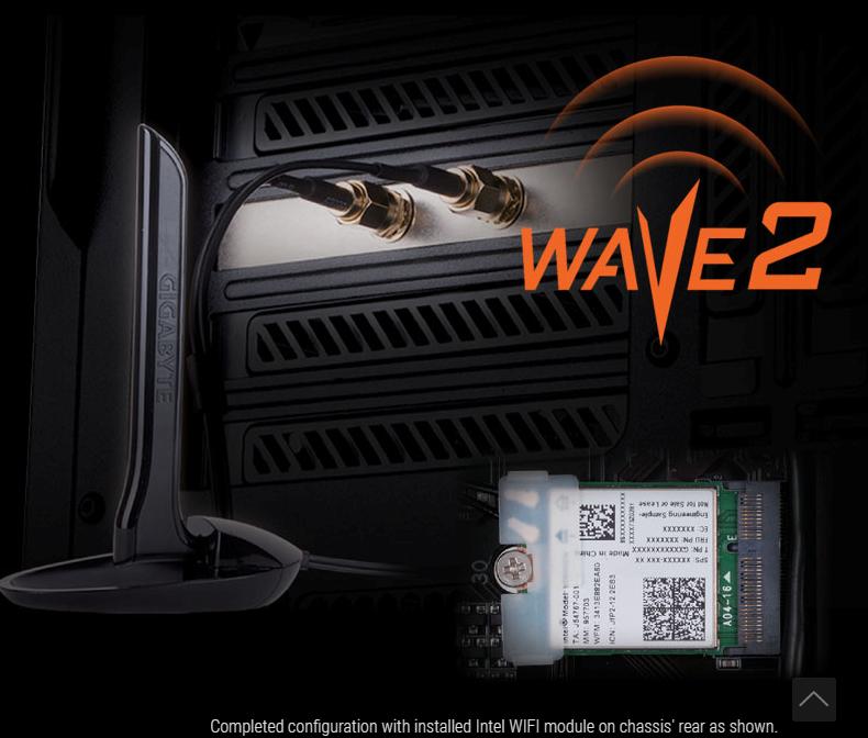 左下角為 CRF 模組,用戶需接駁天線才可接收 Wi-Fi。Source:Gigabyte H370 AORUS Gaming 3 WIFI