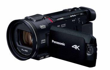 1 機多鏡拍攝 Panasonic 4K 攝錄機 HC-WXF1M