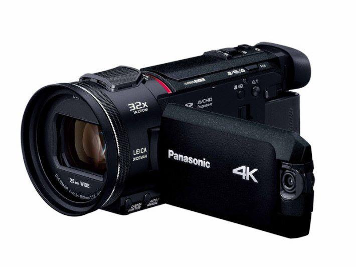 Panasonic 4K 攝錄機 HC-WXF1M