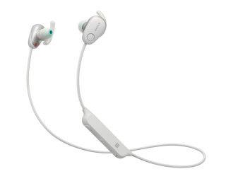 WI-SP600N 屬有線的運動型耳機,功能與 SP700N 一樣,即亦是具備降噪功能及支援 IPX4 防水濺防汗規格,售價為 $1,290,同樣於 5 月底發售。