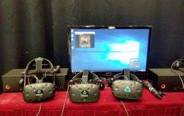 真 VR 電影環迴初體驗