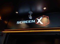 電影銀幕玩分割畫面 新一代放映技術 Screen X