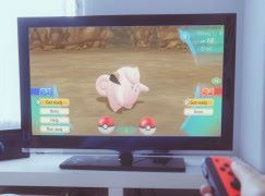 【 Switch 】比卡超版重製! Pokemon Let's Go Pikachu / Eevee 11 月發售!