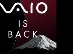 VAIO 筆電回歸 將與本地品牌 Nexstgo 結成聯盟