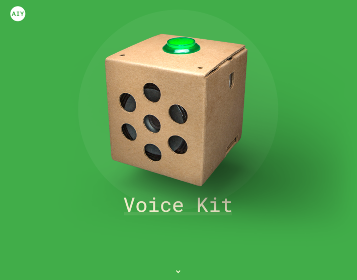 Voice Kit 是一套運用 Google Assistant SDK guides 的語音助手,與這次的習作類似。