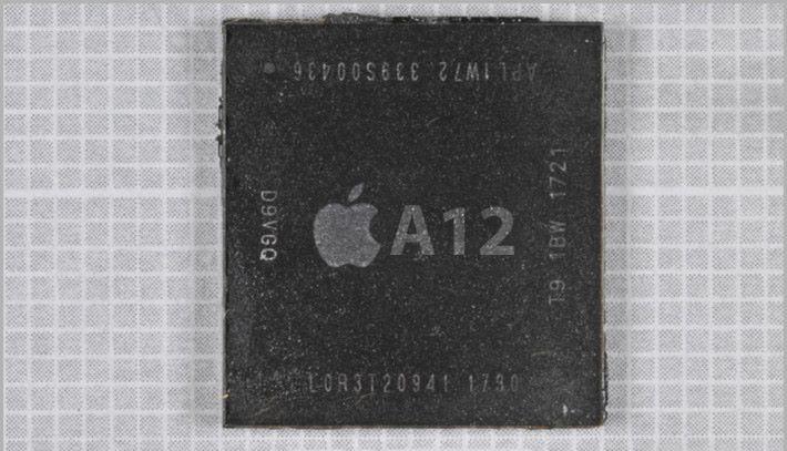 市場傳聞採用 7 納米製程的 A12 處理器