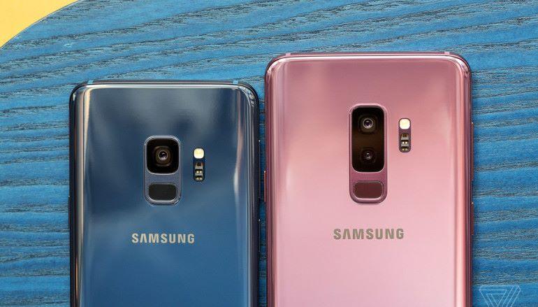 Samsung GALAXY S9/S9+ 終於支援 ARCore