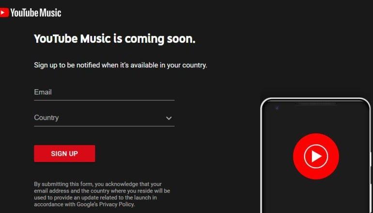 音樂 + 影像 Google Music 變身 YouTube Music