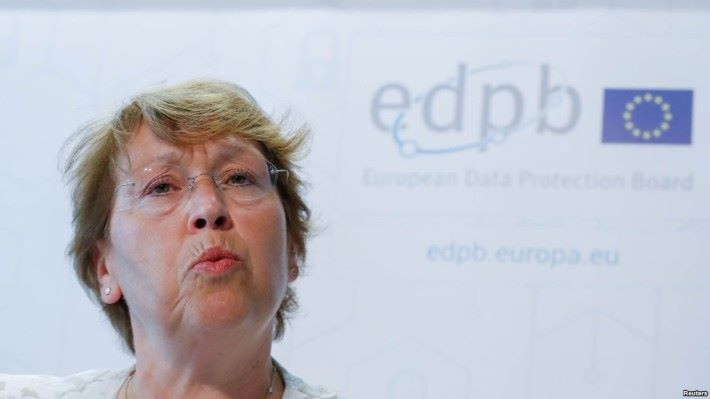 歐盟的 GDPR 負責人 Andrea Jelinek 發表聲明,指企業應該有充分時間為 GDPR 做準備。