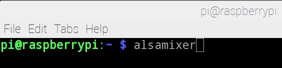 方法 2 :於 Terminal 並輸入下列指令,便可以利用上下箭咀按鍵或滑鼠的滾輪來調節音量。