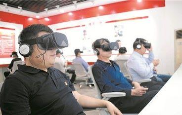中國山東省全球首創「VR 看症」中心