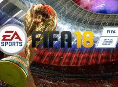 《FIFA 18》2018年世界盃模式免費玩!