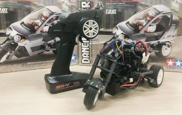 創新技術 自動站立三輪車