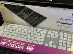 【場料】平一半玩黑 Magic Keyboard Matias 平價代用