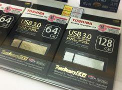 【場料】Toshiba 新版手指速度拍得住入門 SSD