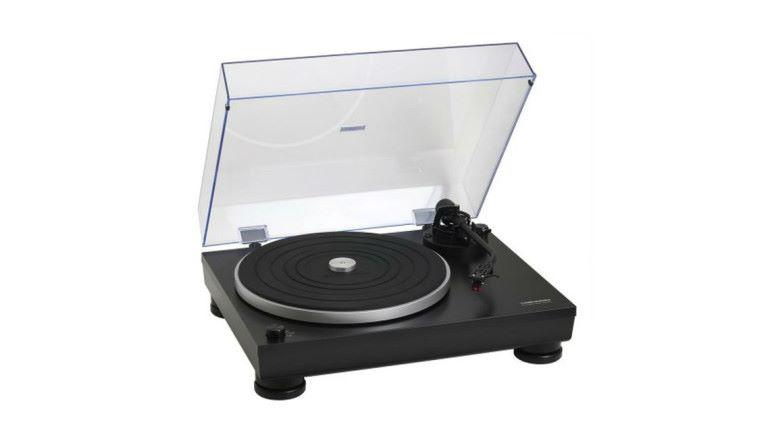 【場報】 馬達直接驅動 audio-technica 唱盤平一千