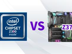 Intel 官網洩露 Z390 主機板規格 與 Z370 的三個差異