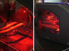 廠機大玩水冷 + 透明側板機箱 HP OMEN 及 Pavilion Gaming發表會