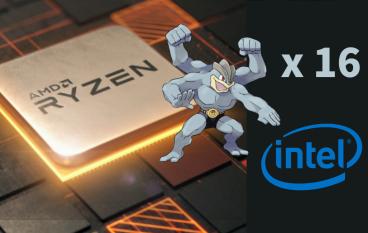 AMD 7nm CPU 如箭在弦 傳明年 Ryzen 將採用 16 核心
