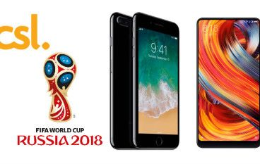 csl 開倉小米手機半價 Apple 產品低至 7 折,仲請你睇世界盃