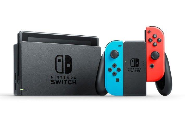 Switch 的成功其實是因為創意。