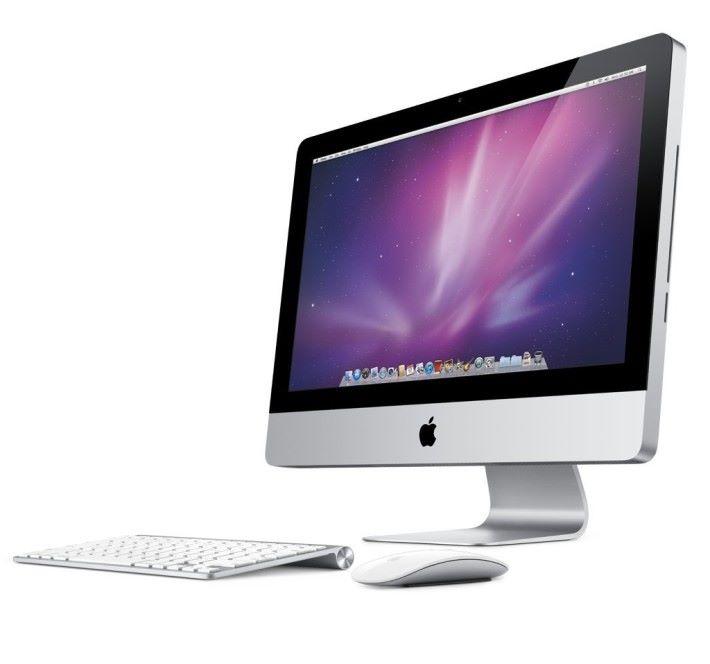 2007年 iPhone 推出後,iMac 的設計亦開始定形了。