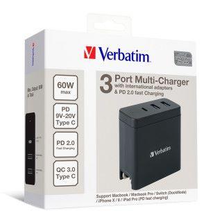 支援 PD 2.0 及 QC 3.0 快速充電技術。