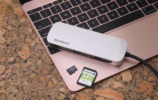Kingston 踩入配件市場 推出 Macbook 專用 Type-C Hub