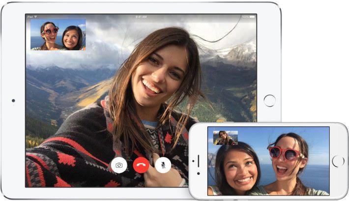 部份 iPhone 7 用戶發現在使用 FaceTime 時,無法使用手機的擴音功能。