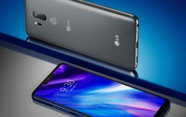 AI × 瀏海屏 × Boombox 喇叭技術 姍姍來遲的新旗艦 LG G7 ThinQ