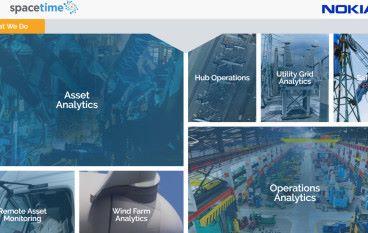 【收購AI】Nokia買下SpaceTime Insight  為IoT業務引入AI