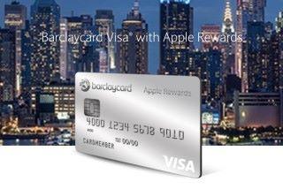過去,Apple 一直與英國巴克萊銀行在信用卡方面合作。