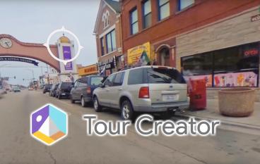 Tour Creator 助學生自製個人 VR 旅程