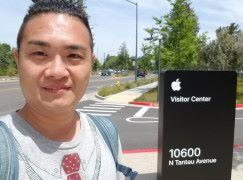 Apple Park Visitor Center 再朝聖
