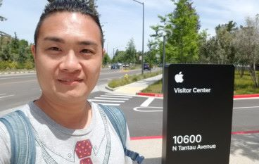Apple Park Visitor Center 再朝聖
