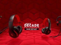 Beats 耳機十周年記念 Decade Collection系列耳機系列