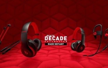 Beats 耳機十周年記念 Decade Collection系列耳機系列