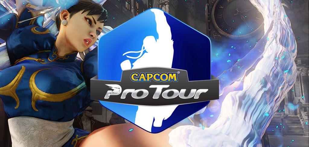 《街霸 5 》將會場內舉行「 CAPCOM Pro Tour 」賽事。