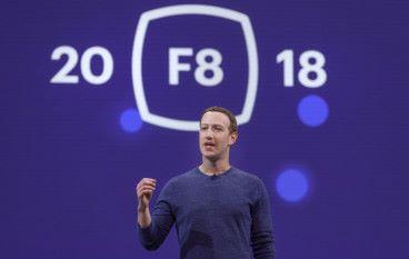 Facebook F8 大會重點解說