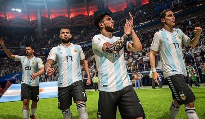 假如心儀球隊沒有出線,就在《 FIFA 18 》中為他改寫命運!