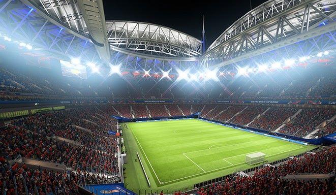 決賽場地莫斯科盧日尼基體育場。