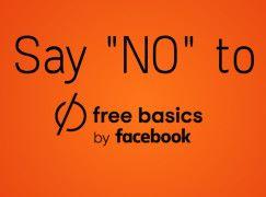 觸動業界利益 Facebook 免費網絡服務 Free Basics 被封殺