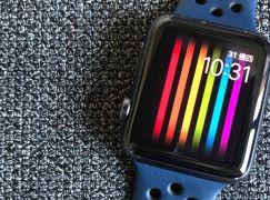 Apple Watch 新錶面 率先將自豪的彩虹戴在手