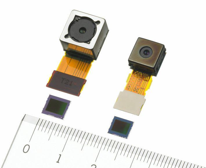 Sont 手機業務失利,但感光元件市場就稱王。