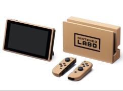 【創客出動】任天堂在歐洲舉辦 Nintendo LABO 創客大賽