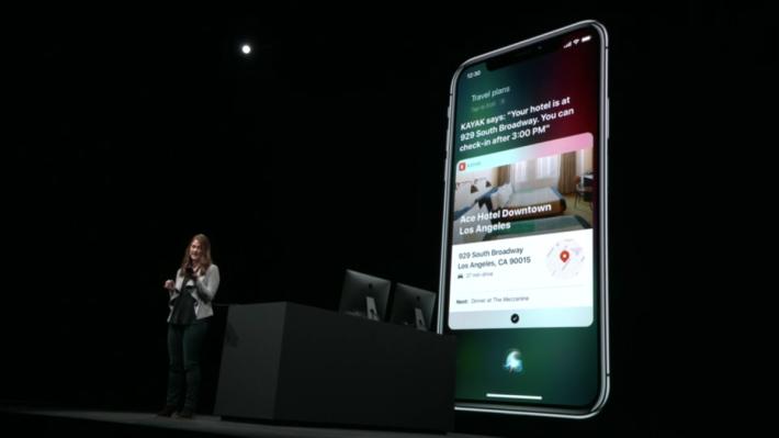 第三方應用會陸續加入 Siri 捷徑功能。