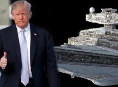 特朗普宣布成立「太空部隊」