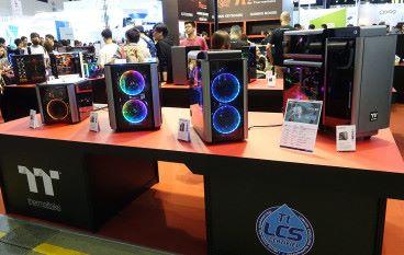 【Computex2018】20 周年紀念版 Thermaltake 推出 Level 20 高階水冷電競機箱